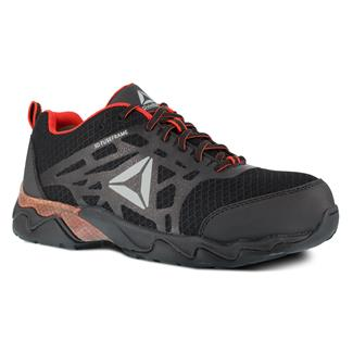 Reebok Beamer Athletic Oxford CT SD Black / Red
