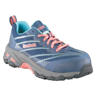 Reebok Exline Athletic Oxford CT Indigo / Coral