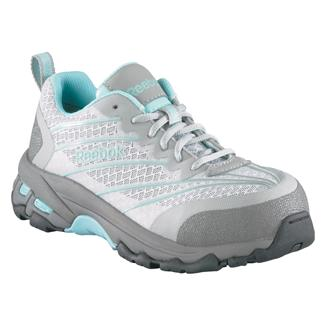 Reebok Exline Athletic Oxford CT SD Light Gray / Teal