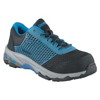 Reebok Heckler Athletic Oxford CT Black / Blue