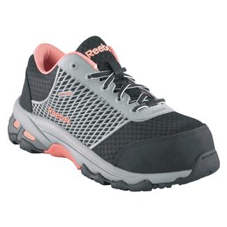 Reebok Heckler Athletic Oxford CT Black / Light Gray / Peach