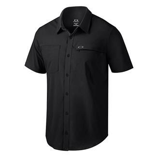 Oakley Agility Woven Shirt Jet Black