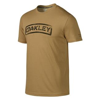 Oakley Tab 2 T-Shirt Coyote