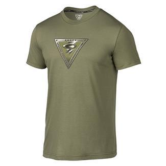 Oakley SI Mod T-Shirt Worn Olive