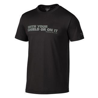 Oakley Shield T-Shirt Jet Black