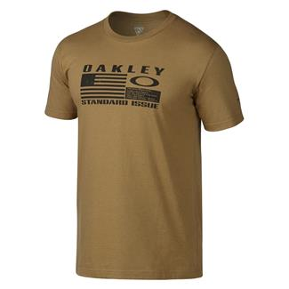 Oakley Flag T-Shirt Coyote