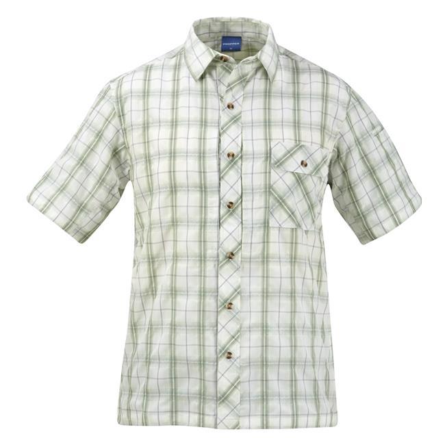 Propper Covert Button-Up Shirt Sage Plaid
