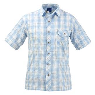 Propper Covert Button-Up Shirt Light Blue Plaid