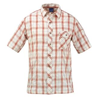 Propper Covert Button-Up Shirt Brick Plaid