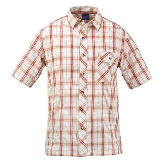 Propper Covert Button-Up Shirt Brick Plaid