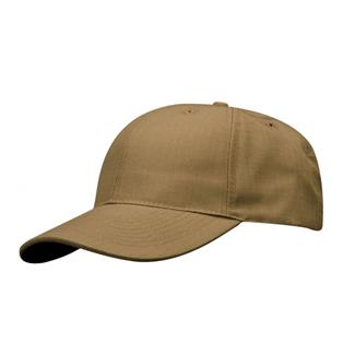 Propper Cotton / Poly Ripstop 6-Panel Hat Coyote