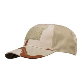 Propper Cotton Ripstop 6-Panel Hat with Loop Field 3 Color Desert
