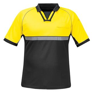 Propper Bike Patrol Polo Traffic Yellow / Black