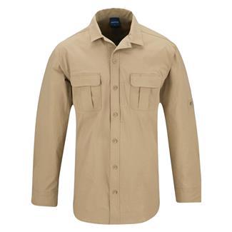 Propper Summerweight Tactical Shirt Khaki