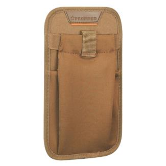 Propper 10 x 6 Stretch Dump Pocket Pouch Coyote