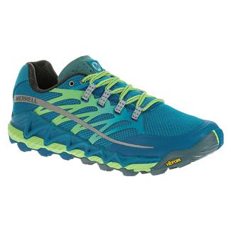 Merrell AllOut Peak Racer Blue / Bright Green