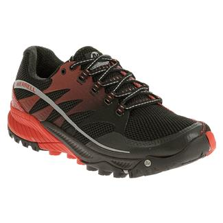 Merrell All Out Charge Black / Molten Lava