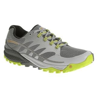 Merrell All Out Charge Gray / Lime Green