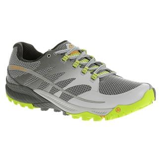 Merrell AllOut Charge Gray / Lime Green