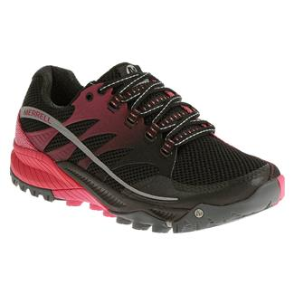 Merrell All Out Charge Black / Geranium
