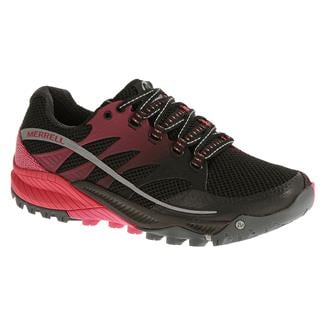 Merrell AllOut Charge Black / Geranium