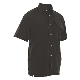 24-7 Series Cool Camp Shirt Black