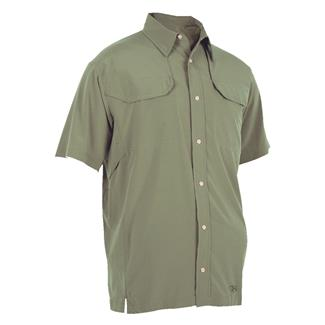 24-7 Series Cool Camp Shirt Sage