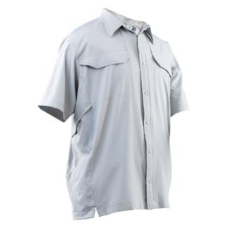 TRU-SPEC 24-7 Series Cool Camp Shirt Arctic Gray