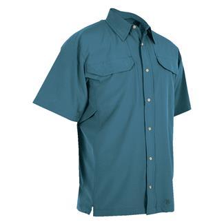 24-7 Series Cool Camp Shirt Mountain Blue