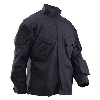 TRU-SPEC Nylon / Cotton Ripstop TRU Xtreme Uniform Shirt Black
