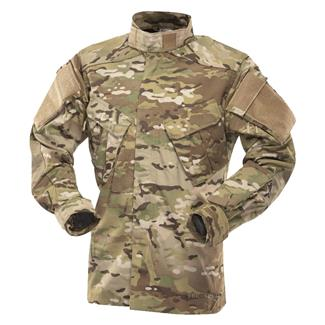 TRU-SPEC Nylon / Cotton Ripstop TRU Xtreme Uniform Shirt MultiCam