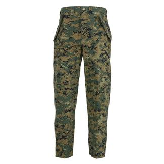 TRU-SPEC H2O Proof ECWCS Pants Woodland Digital