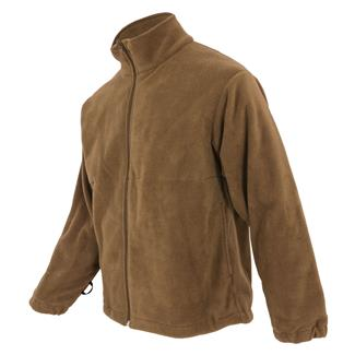 Tru-Spec Polar Fleece Coyote
