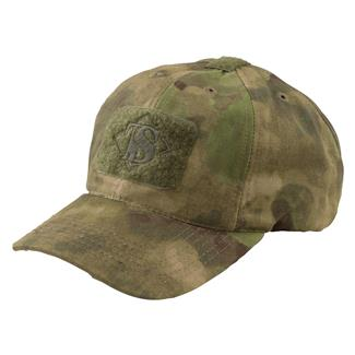 Tru-Spec Nylon / Cotton Ripstop Contractor Hat A-TACS FG