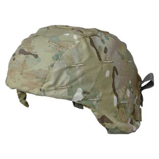Tru-Spec Nylon / Cotton Ripstop MICH Helmet Cover MultiCam