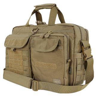 Condor Elite Metropolis Briefcase Brown