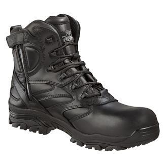 """Thorogood 6"""" The Deuce Leather CT SZ WP Black"""
