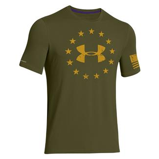 Under Armour Freedom T-Shirt Major / Hipster