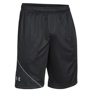 Under Armour Quarter Shorts Black / Steel