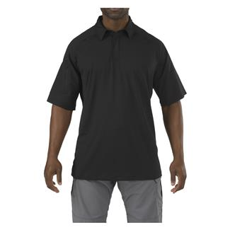 5.11 Rapid Performance Polo Black