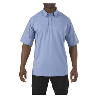 5.11 Rapid Performance Polo Fire Medium Blue
