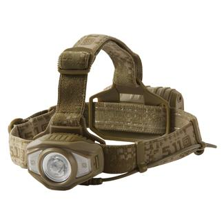 5.11 SAR H3 Tactical Headlamps Sandstone