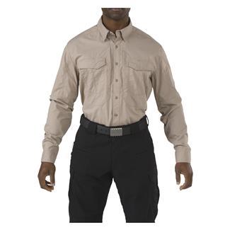 5.11 Stryke Shirt Khaki