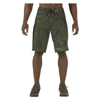 5.11 RECON Vandal Topo Shorts Fatigue