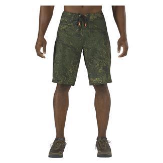 5.11 RECON Vandal Topo Shorts Fatigue