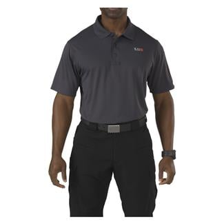 5.11 Pinnacle Polo Charcoal