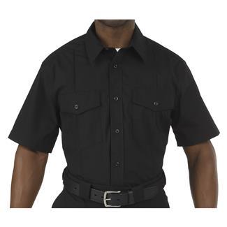 5.11 Short Sleeve Stryke PDU Class A Shirt Black