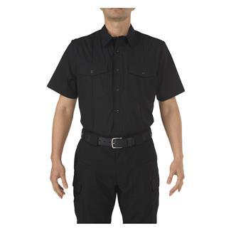 5.11 Short Sleeve Stryke PDU Class B Shirt Black