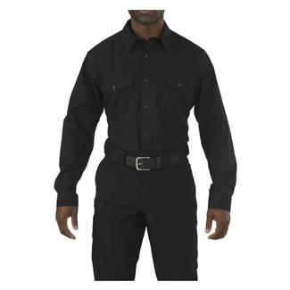 5.11 Stryke PDU Class A Shirt Black