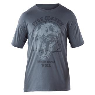 5.11 Apex Predator T-Shirt Charcoal